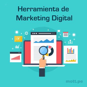 Qué es una herramienta de marketing digital